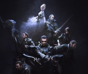 Kingsglaive Final Fantasy XV (Trailer)