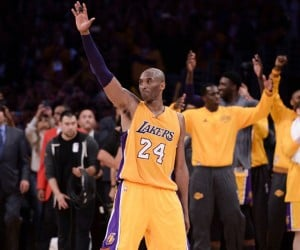 Kobe Bryant's Farewell Game