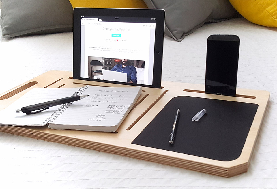 Deal: LapPad Laptop Desk