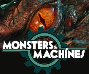 Monsters & Machines Database
