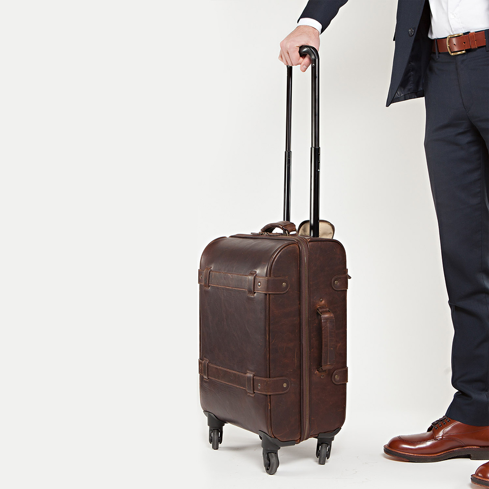 Parker Rolling Suitcase