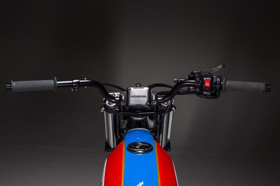 Motorelic Honda FT500 Ascot