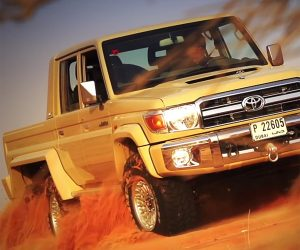 Multidrive x NSV 6×6 Land Cruiser