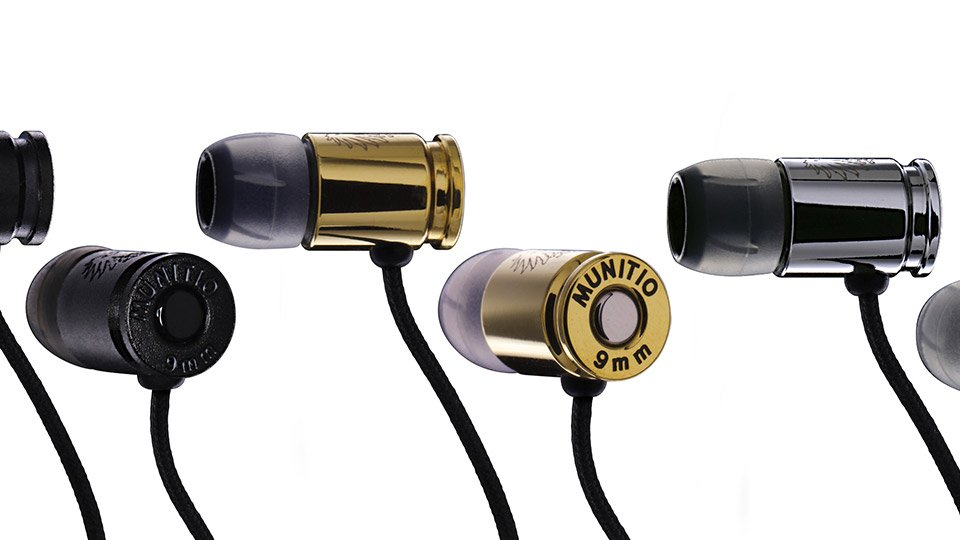 Deal: Munitio NINES Earphones