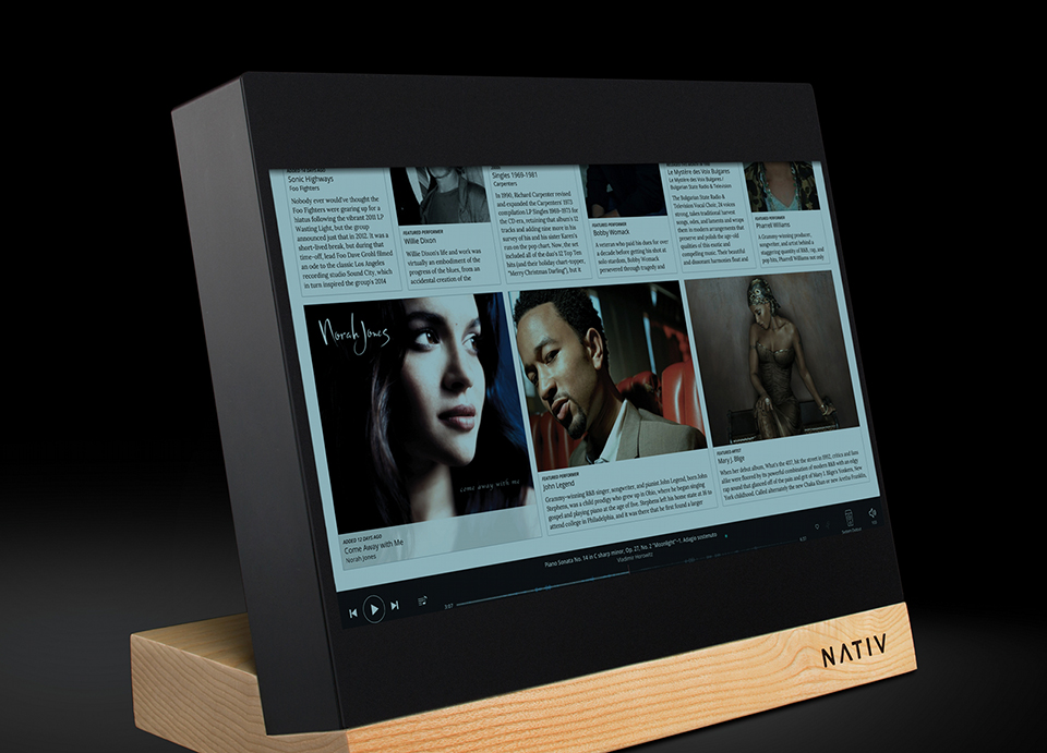 Nativ Vita Music Player