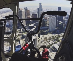 Nigel Sylvester: GO! Los Angeles