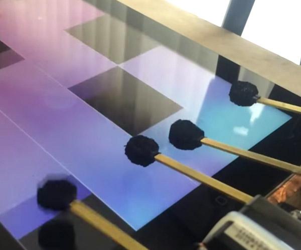 Piano Tiles Robot