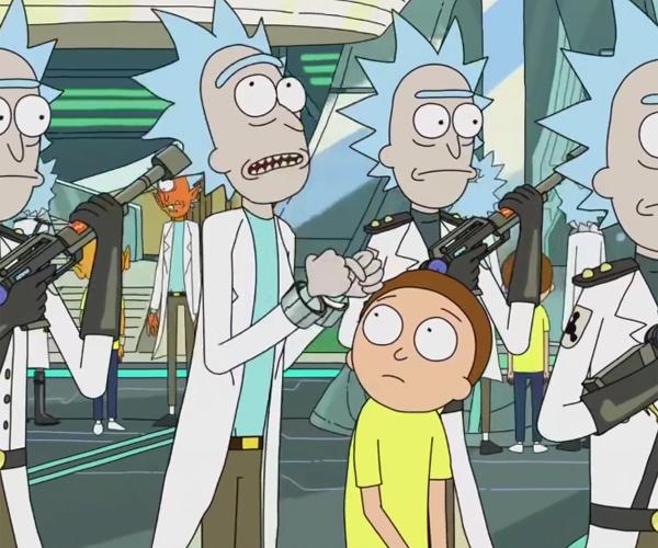 Rick & Morty: Rick's Crime