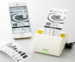 Rolto iPhone Screen Printer