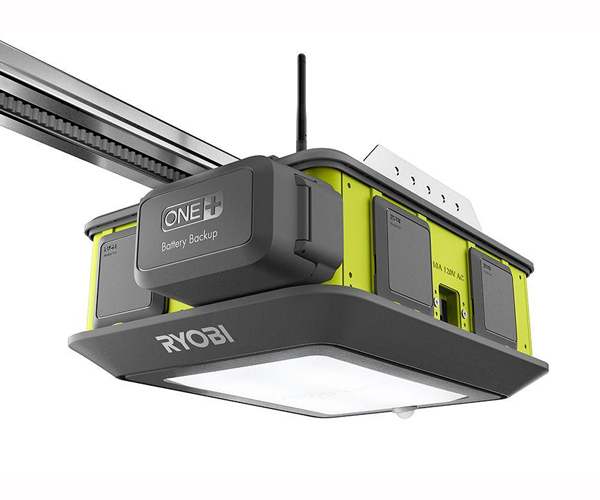 Ryobi garage door opener for Garage motor installation cost