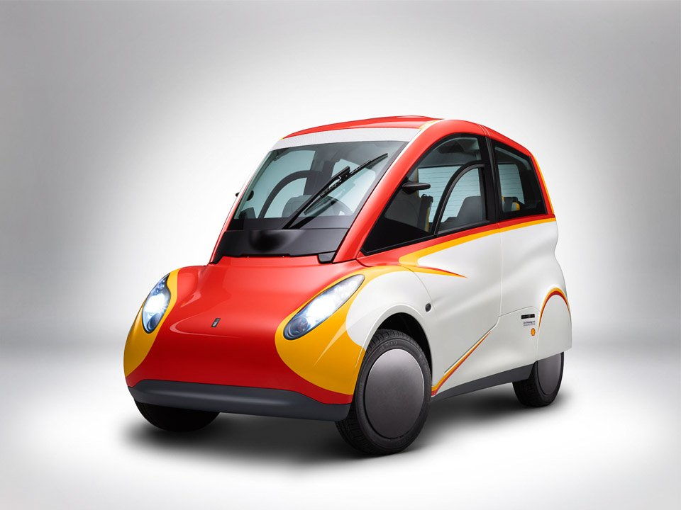 Shell Project M Concept Car