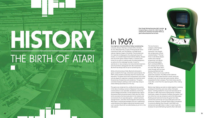 The Art of Atari
