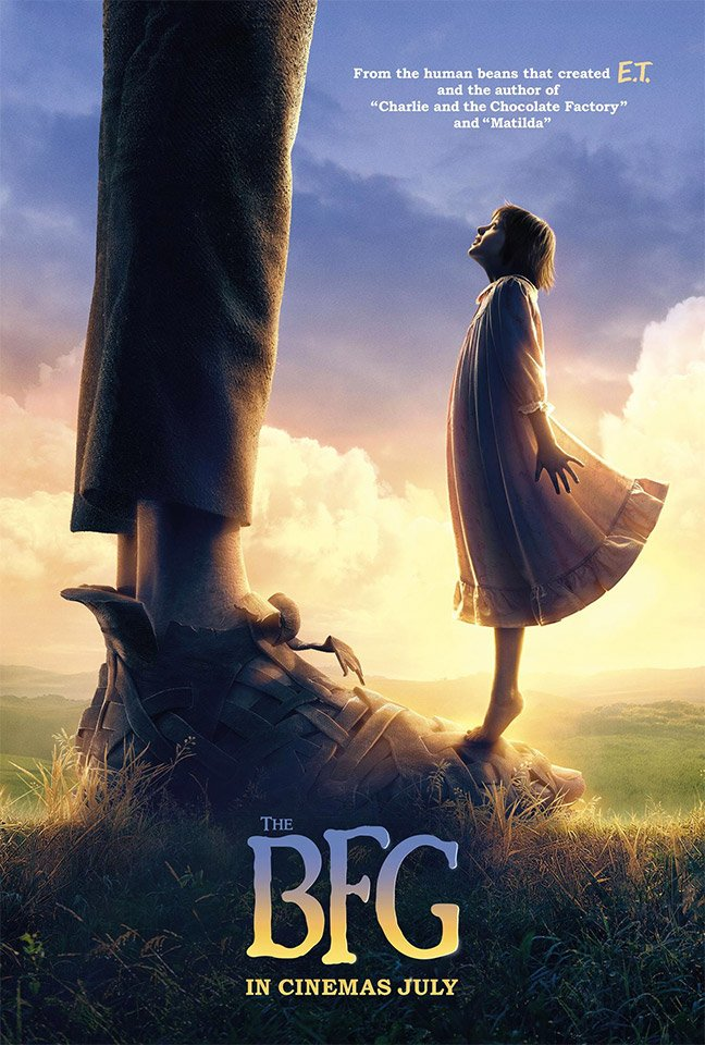 The BFG (Trailer)