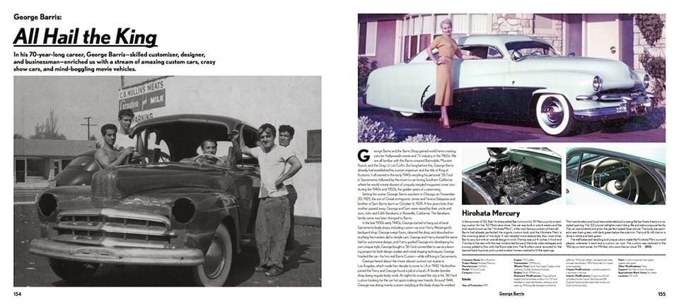 The Drive: Custom Cars & Their Builders