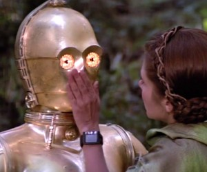 The Secret of C-3PO