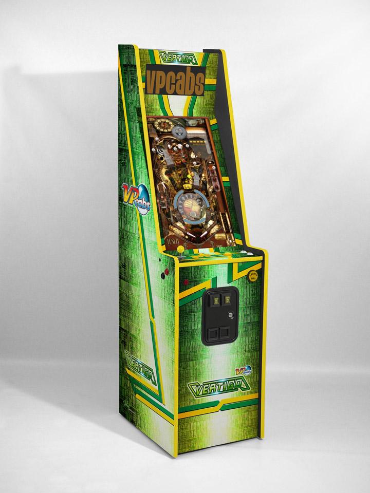 Vertigo Virtual Pinball/Arcade Cabinet