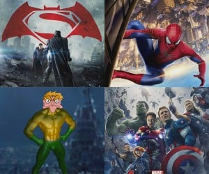 What's Wrong with Superhero Movies?