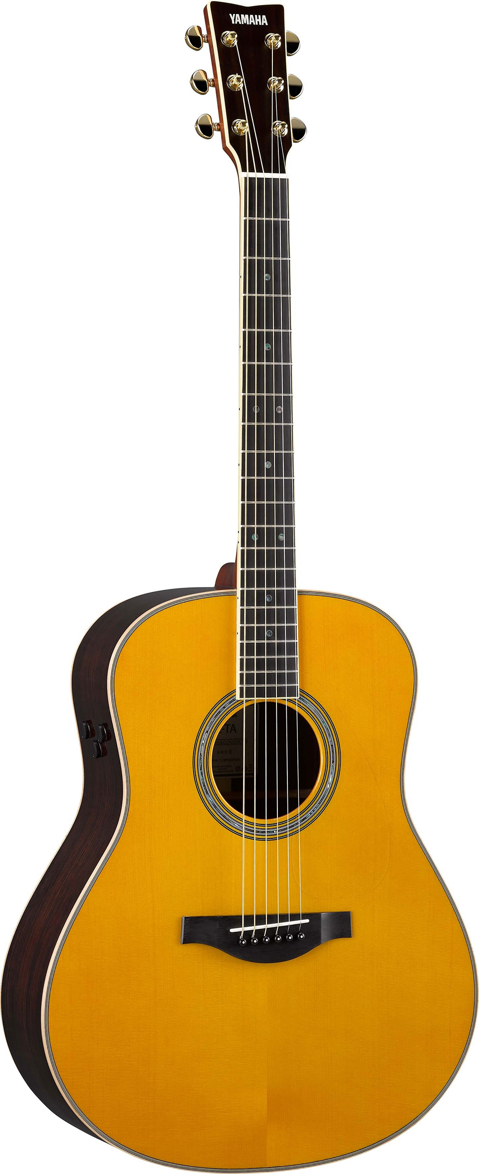 Yamaha TransAcoustic Guitars
