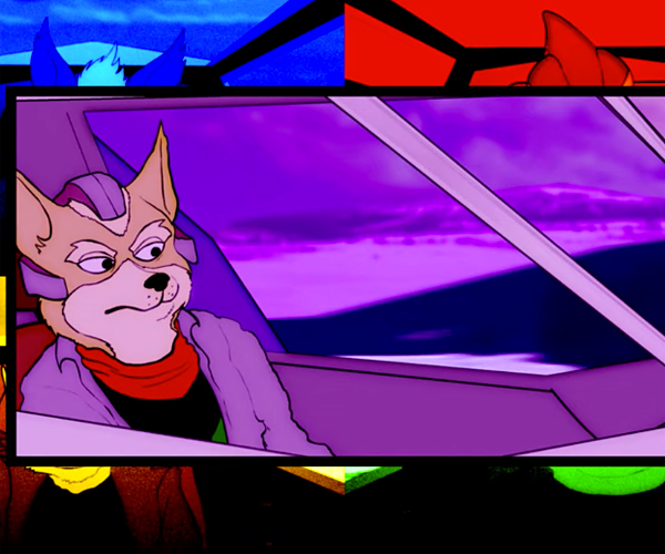 A Fox in Space: Ep. 1