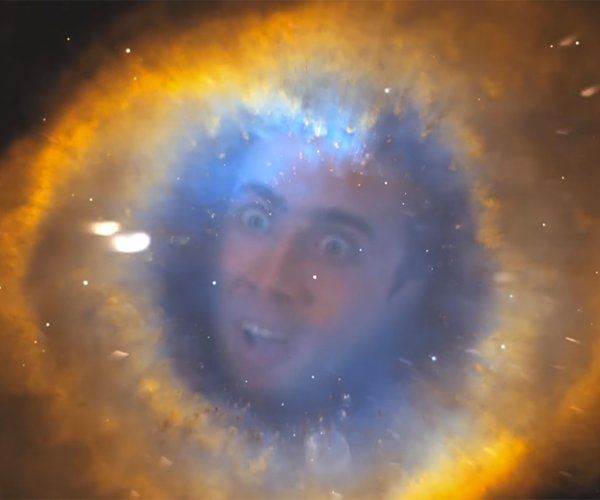 Inside the Mind of Nicolas Cage