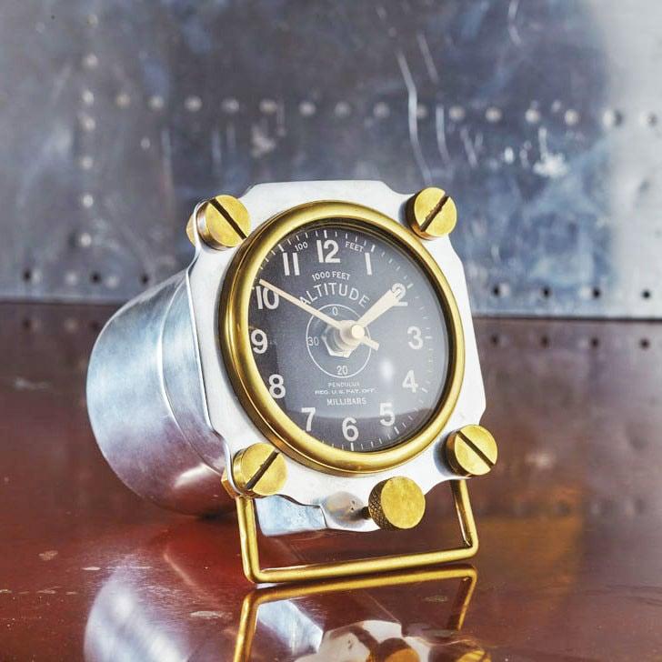 Altimeter Table Clocks