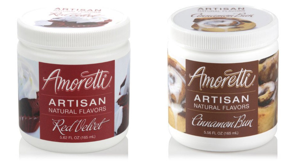 Amoretti Artisan Dessert Flavors