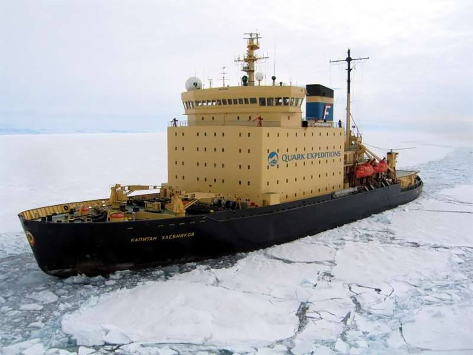 Arctic Icebreaker Expedition