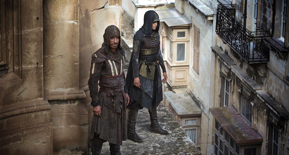 Assassin's Creed Movie (Trailer)