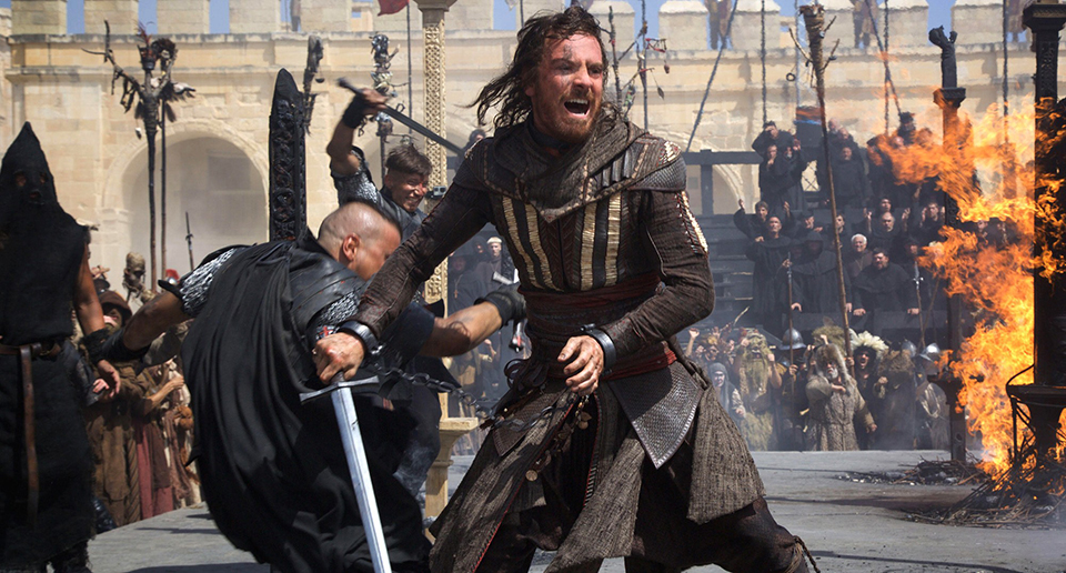 Assassin's Creed Movie (Trailer)
