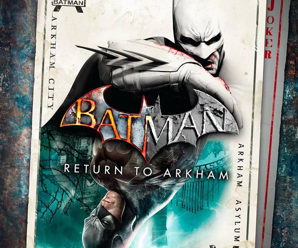 Batman: Return to Arkham (Trailer)