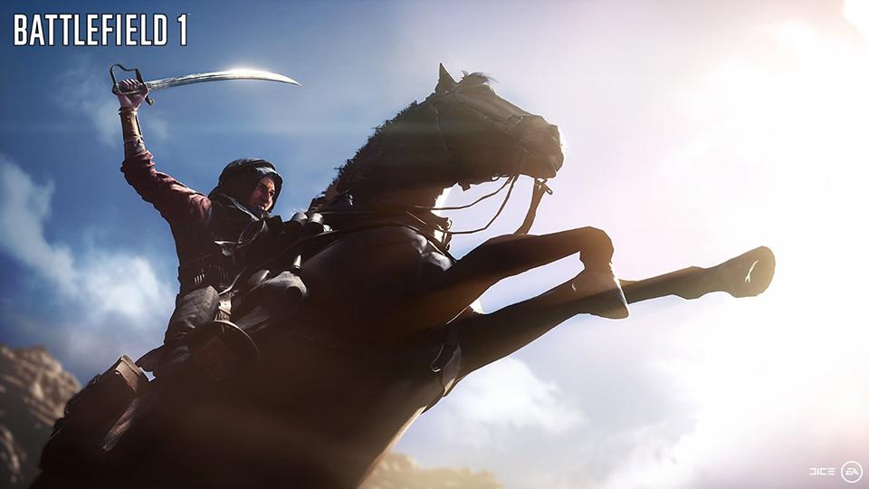 Battlefield 1 (Trailer)
