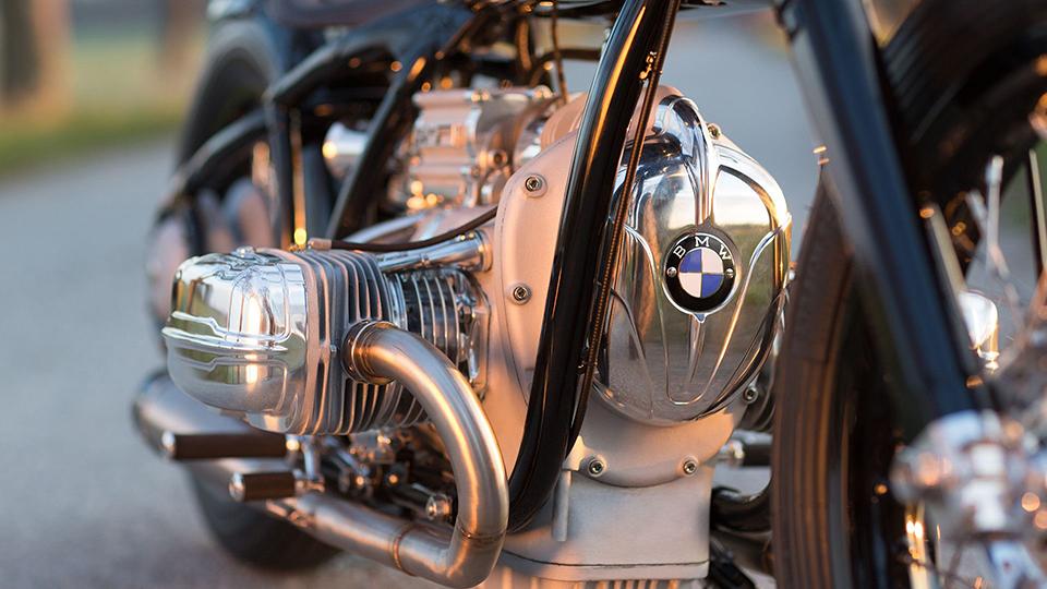 BMW R5 Hommage