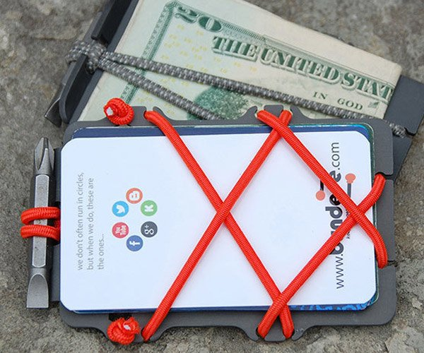 Deal: Band-it Multi-Tool Wallet