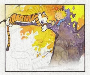 Calvin & Hobbes: Art Before Commerce