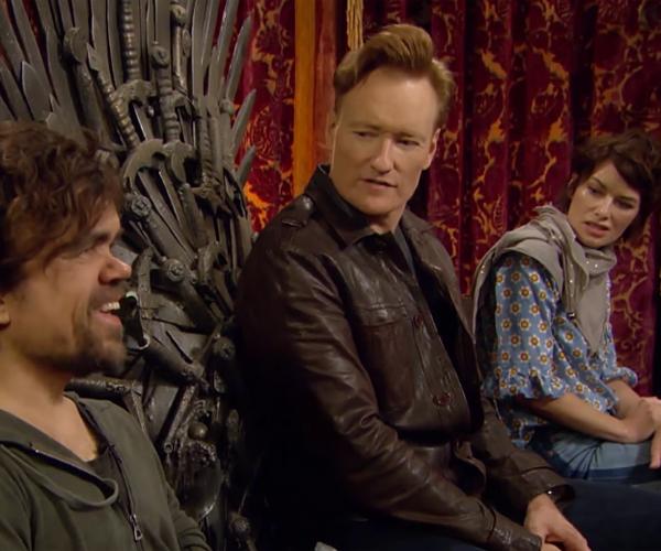 Conan, Dinklage & Headey: Overwatch