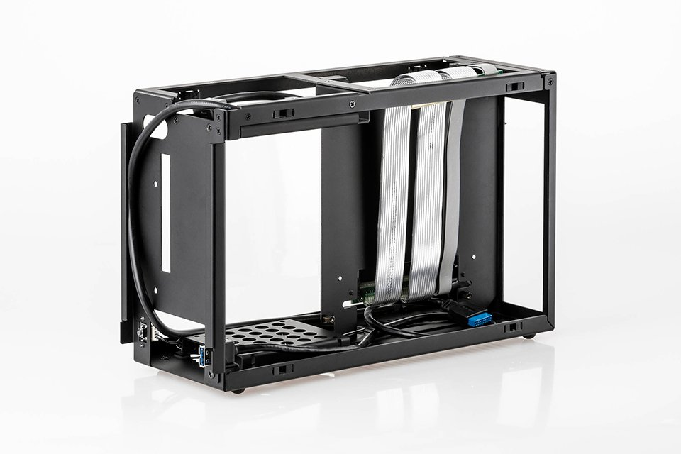 A4-SFX Mini-ITX Gaming PC Case