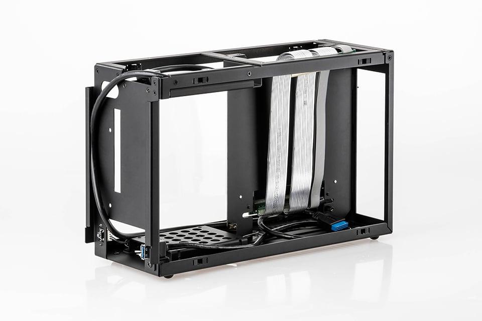 A4-SFX Mini-ITX Gaming PC Case