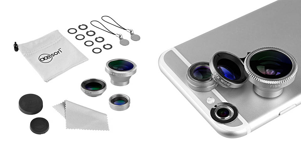 Deal: Smartphone Camera Lenses