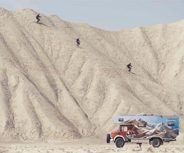 Desert Skiing