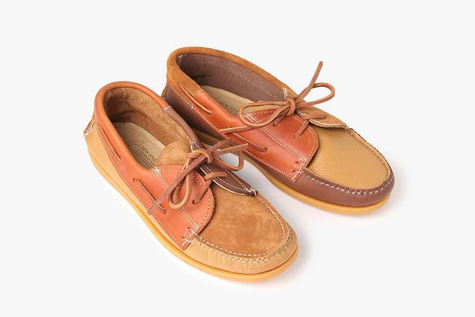 Engineered Garments x NEO Camp Moc