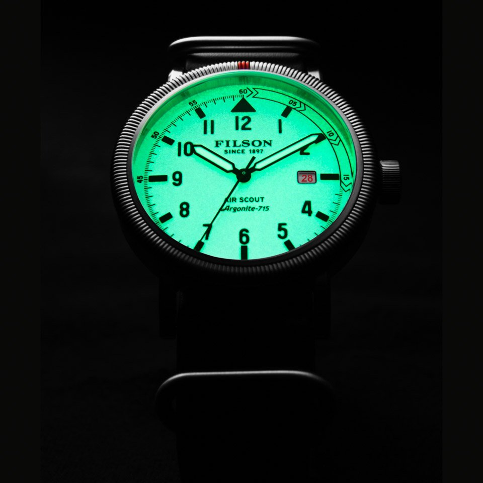 Filson Air Scout Watch