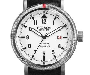 Filson Air Scout Watch