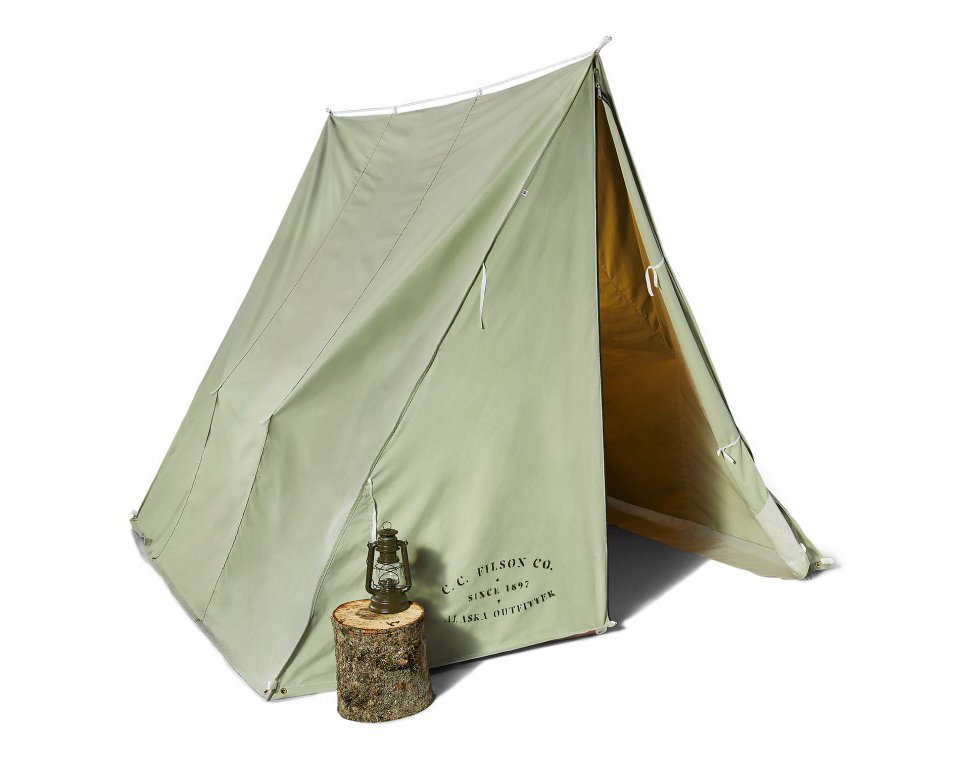 Filson Wedge Tent pop out  sc 1 st  The Awesomer & Filson Wedge Tent - The Awesomer