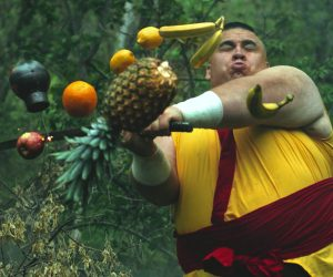 Fruit Ninja In Real Life: Part 2