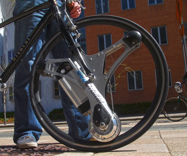 GeoOrbital Electric Bicycle Wheel