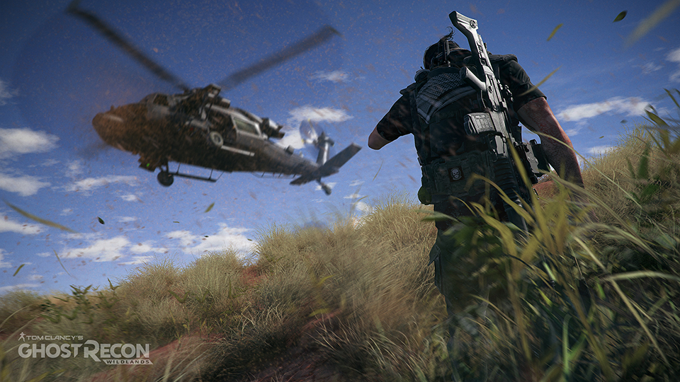 Ghost Recon Wildlands (Trailer)