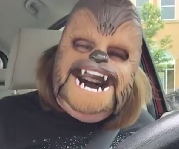 Happy Chewbacca Songified