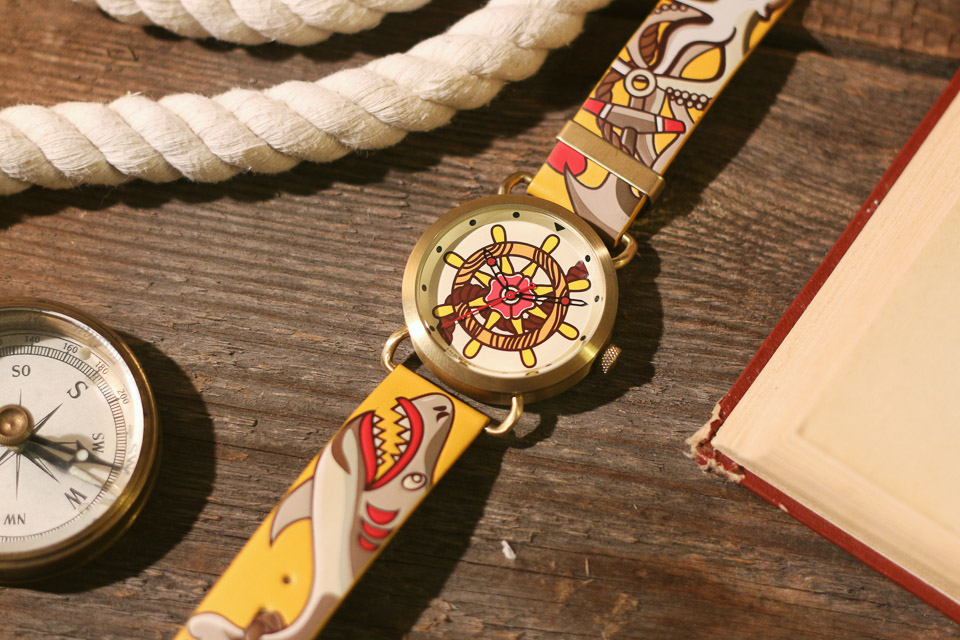Inkwell Tattoo Watches