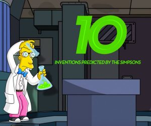 Inventions Predicted by The Simpsons