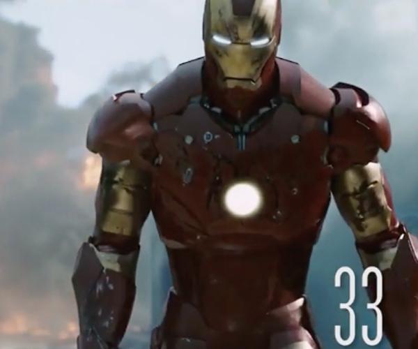 Iron Man Kill Count
